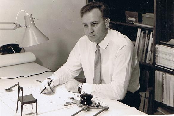 Arne Vodder 1963